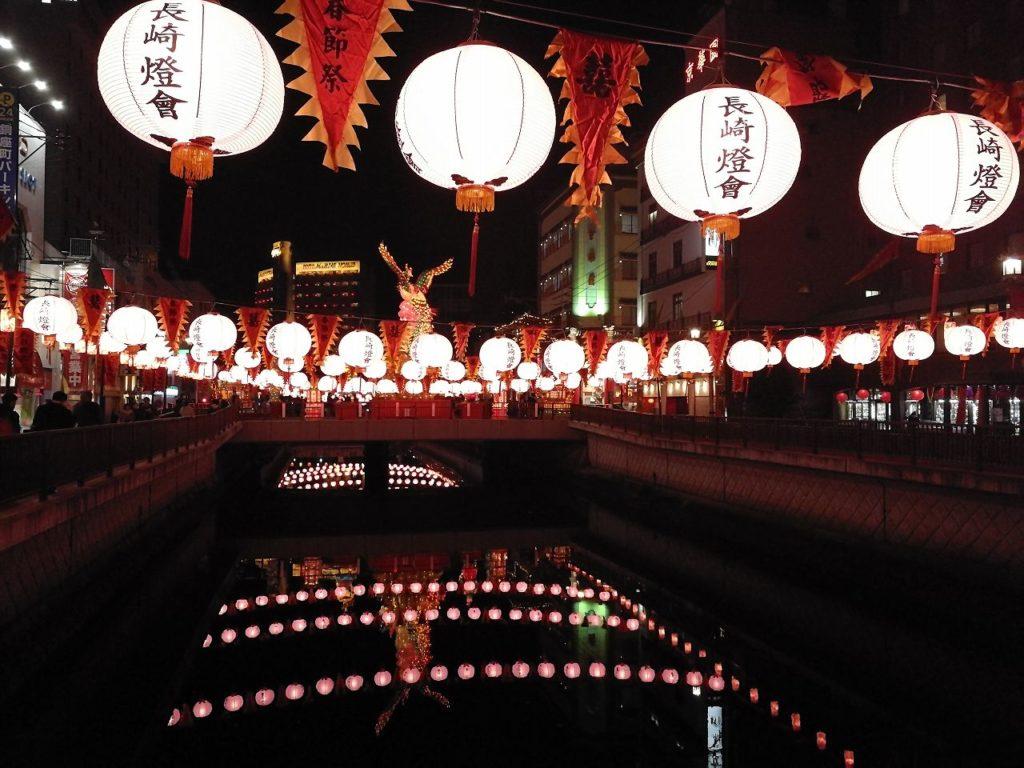 長崎年間イベントランタン・フェスティバル